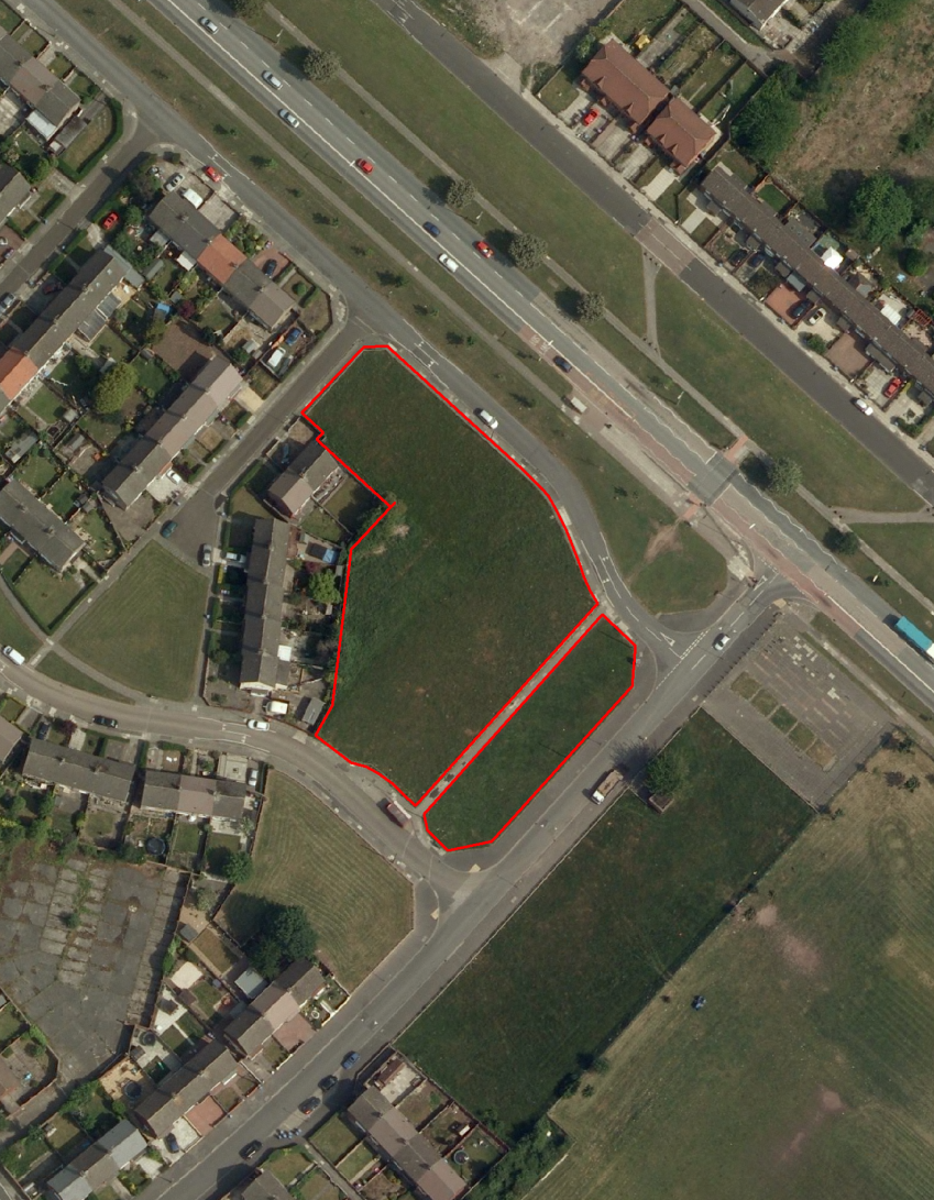 Land at Chislehurst Avenue, Belle Vale, Liverpool L25 2SH