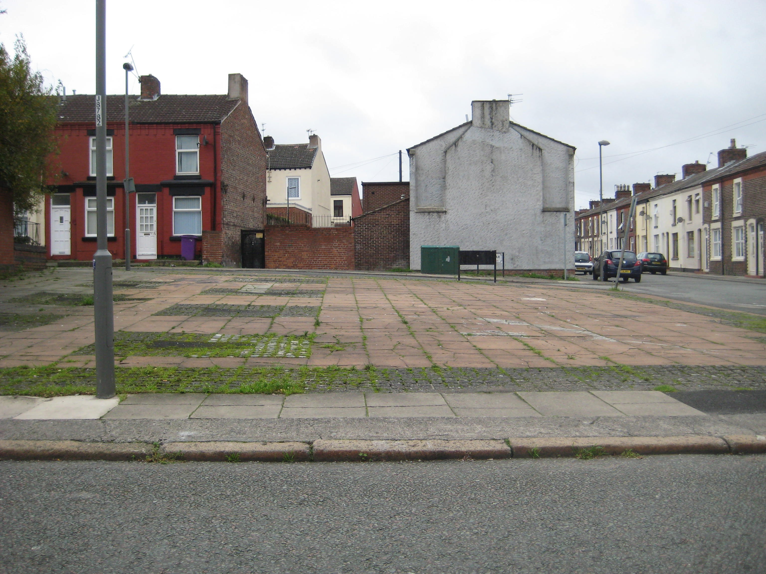 Small Builds Programme - Maria Road, Liverpool, L9