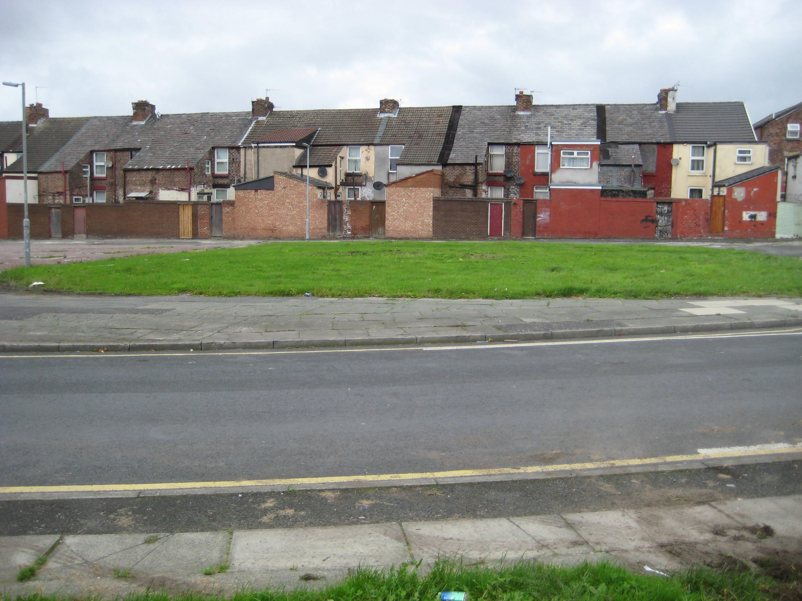 Small Builds Programme - Rosalind Way, Liverpool, L20